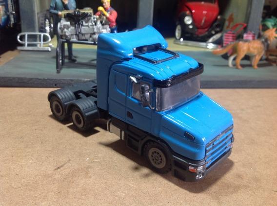 Miniatura Arpra 1/50 Scania T124 Truck - Original!