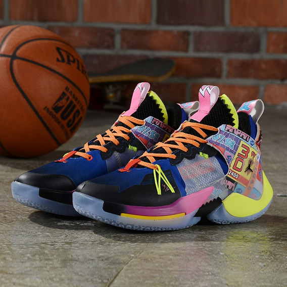Tenis Nike Why Not 0.2 Jordan Westbrook Frete Grátis