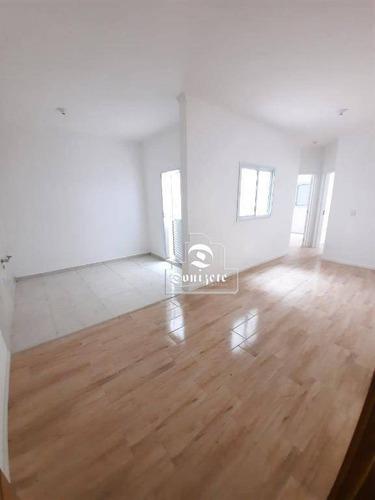 Apartamento Com 2 Dormitórios À Venda, 50 M² Por R$ 260.000,00 - Vila Príncipe De Gales - Santo André/sp - Ap15946