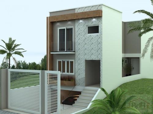 Imagem 1 de 7 de Sobrado Para Venda Em Mogi Das Cruzes, Vila Oliveira, 3 Dormitórios, 1 Suíte, 3 Banheiros, 3 Vagas - 845_1-1748707