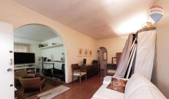 Casa Com 2 Dormitórios E 3 Vagas De Garagem - Brooklin - Ca1290