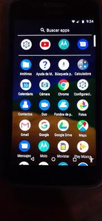 Teléfono Motorola G5 (como Nuevo)