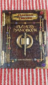 D&d 3.0 - Players Handbook - Rpg