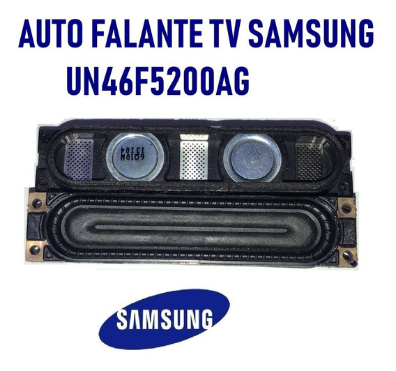 2 Auto Falante Adaptavel Samsung Un40f5200 40f5500 Un40f6400
