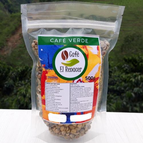 Café Verde Para Adelgazar - Unidad a $46