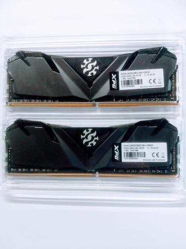 Memória Xpg Gammix D30 16gb (2x8gb) 3000mhz Ddr4 Cl16