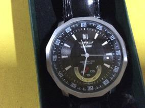 .lindão Relógio Winnner Aquaracer 300 M, 45 Mm, Fundo Transp