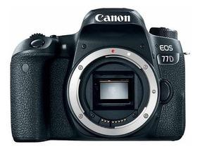 Canon 77d Corpo