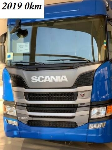 Scania P320 Bitruck Automático Bitruck Completo 2019/20 0km