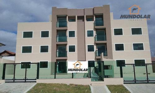 Apartamento Residencial À Venda, Fazenda Velha, Araucária. - Ap1518