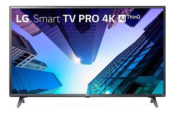 Smart Tv Led 49 Lg 43lm631c0sb 4k Com Wi-fi