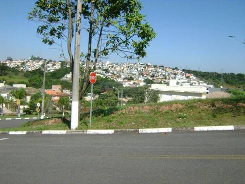 Terreno À Venda, 372 M² - Condomínio Terras De São Francisco - Vinhedo/sp - Te0597