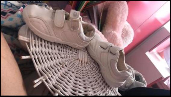 Zapatillas Plumita Talle 27