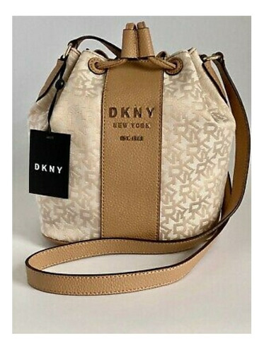 Imagen 1 de 8 de Bolsa Dnky Noho Bucket Con Cordón