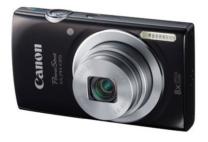 Cámara Digital Canon Elph 135 16mp 8x Hd