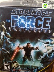 Star Wars The Force Unleashed Ps3 Original ,leia A Descriçao