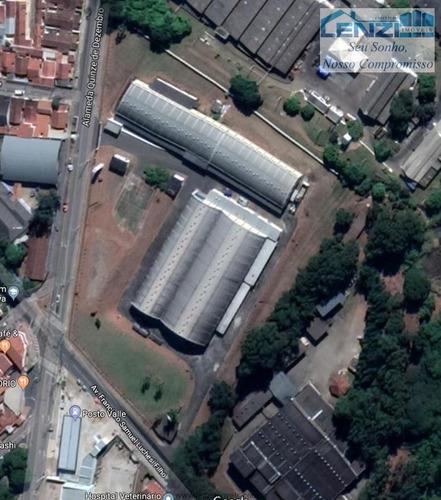 Barracões À Venda  Em Bragança Paulista/sp - Compre O Seu Barracões Aqui! - 1426948