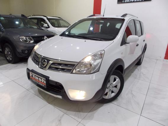 Nissan Livina 1.8 2013 Sl X-gear Automatico + Couro (top)