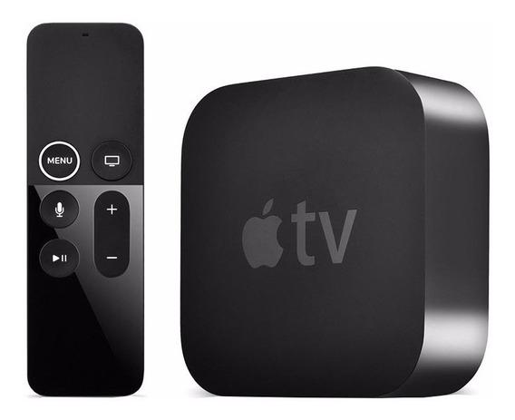Apple Tv 4ª Geração Hd 32gb Mod.: Mr912bz/a