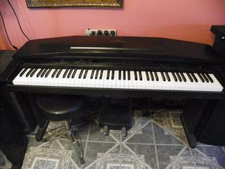 Piano Clavinova Yamaha Cvp30, 88 Notas Contrapesadas