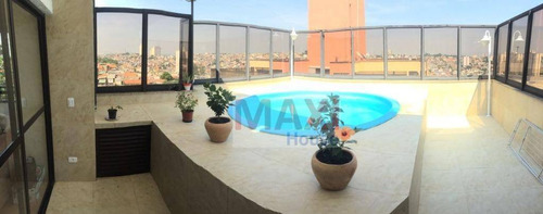 Apartamento Duplex Residencial À Venda, Jaguaribe, Osasco - Ad0008. - Ad0008