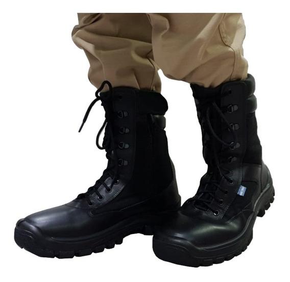 Borceguies Tacticos Con Cierre Borcegos Borcal Policia Botas