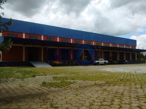 Galpão Para Locação Em Aparecida De Goiânia - Gl00086 - 34668892