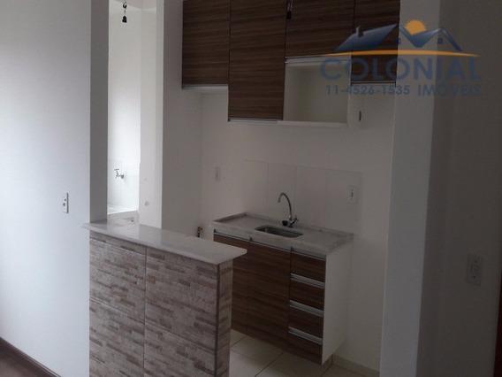 Apartamento 2 Quartos No Bella Colonia Jardim Colonia, Jundiaí - Ap00664 - 4538875