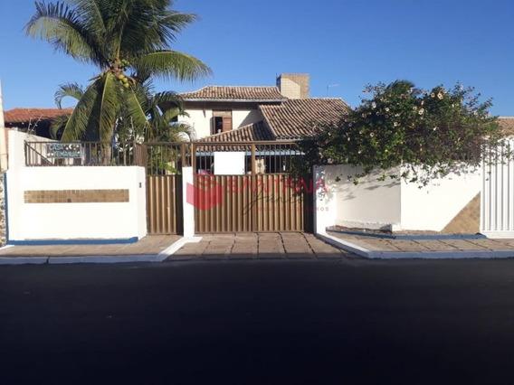 Casa Ampla Com Excelente Estrutura Na Beira Da Praia De Jauá - 93150143