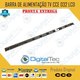 Barra De Alimentação Lâmpadas Tv Cce Lcd D32 Gk43312