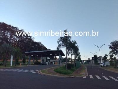Vendo Terreno Em Ribeirão Preto. Condomínio Alphaville I. Agende Sua Visita. (16) 3235 8388. - Te02935 - 4793398