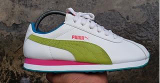 Tenis Puma De Uso Pasan Por Nuevos (25.5 Mx)