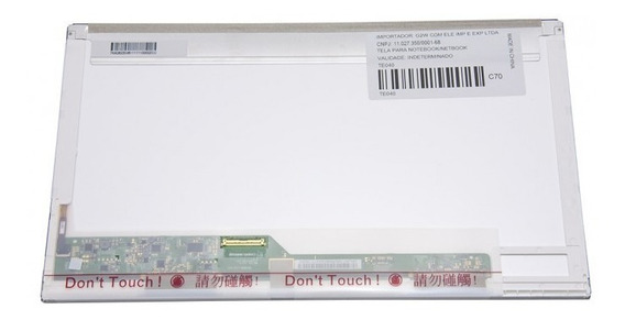 Tela Para Notebook 14.0 Led Hsd140phw1 B140xw01 Ltn140at02 Bt140gw01 - Marca Bringit
