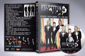 Dvd Led Zeppelin - Kennedy Center Honors 2012 And More