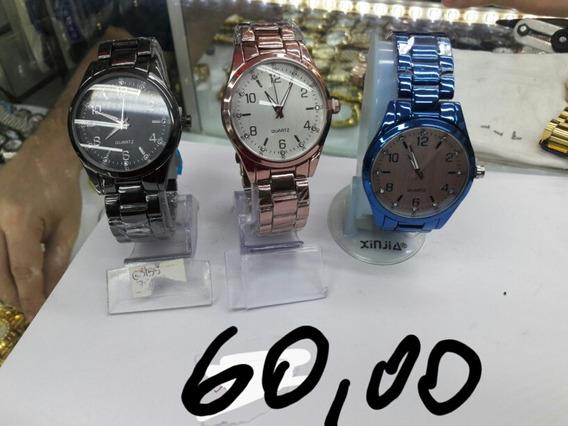 Relógio Quartz Barato