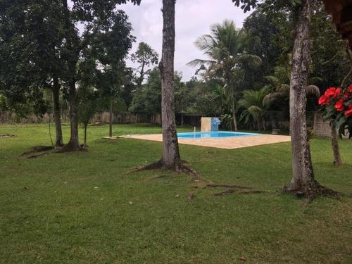 Chácara No Bairro Recanto Indaiá, Em Itanhaém 5698