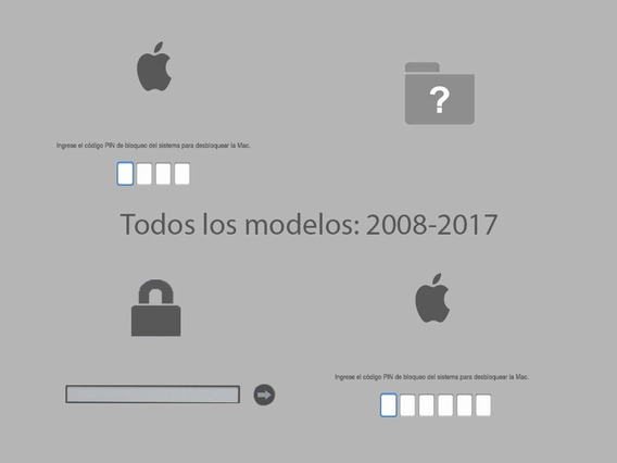 Macbook Air + Efi Desbloqueio + Brindes