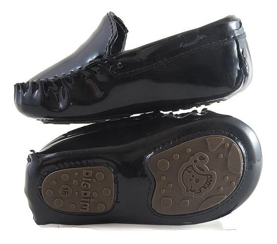 Sapato De Bebe Social Sapatinho Verniz Mocassim Baby Barato