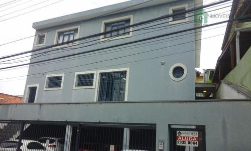Sala Para Alugar, 24 M² - Jardim Monte Kemel - São Paulo/sp. Confira! - Sa0029