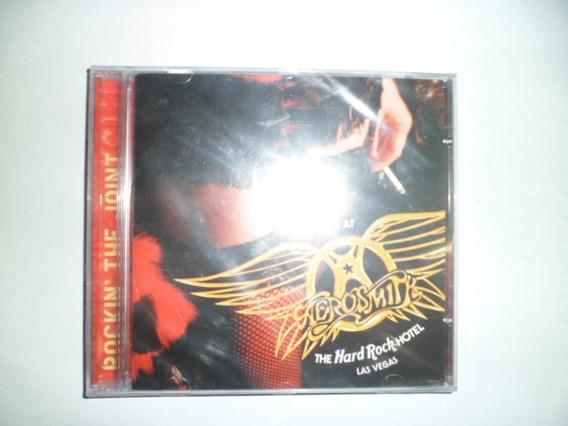 Cd Nac Aerosmith Live At Hard Rock Hotel Las Vegas Frete 10