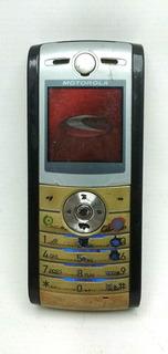 Celular Motorola W215 - Suporta Um Chip Aparelho Usado