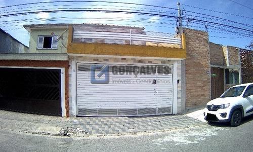 Venda Sobrado Sao Bernardo Do Campo Bairro Assunçao Ref: 124 - 1033-1-124338