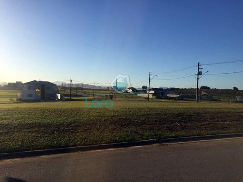 Imagem 1 de 3 de Terreno Em Condomínio Em Alphaville - Rio Das Ostras, Rj - 2801