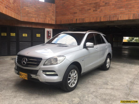 Mercedes Benz Clase Ml 250 At Diesel