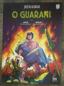 Livro O Guarani Em Quadrinhos - José De Alencar