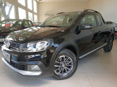 Vw Volkswagen Saveiro Cross Ce 1.6 16v Totalflex 2018