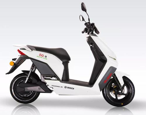 Gilera Eg Ii - Eg 2 Moto Eléctrica  0km Scooter Eléctrico