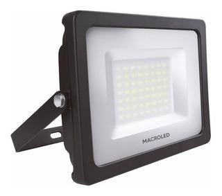 Pack 4 Reflector Proyector Led 50w Exterior Alta Luminosidad