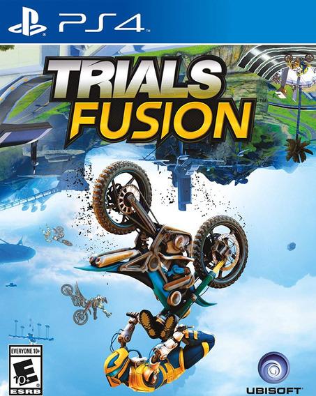 Trials Fusion Ps4 Español Nuevo
