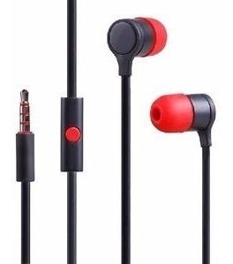 Audifono Handsfree Htc Color Negro Nuevo 100% Original